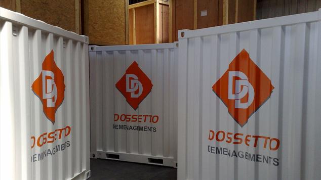 garde meuble Dossetto